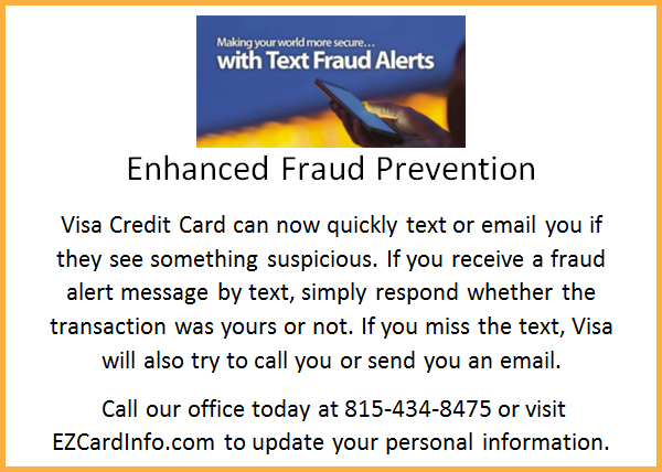 Enhanced Fraud Prevention